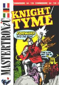 """Knight Tyme, för C64, var uppföljare till den lite mer kända """"Spellbound""""... fast roligare."""
