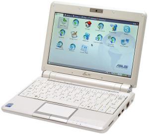 """Asus Eee PC 901 med härlig 9"""" skärm!"""