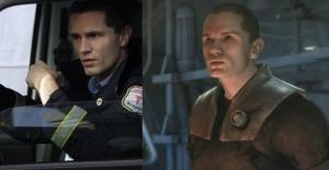 Sam Witwer som gjorde rösten till Starkiller lånade även ut sitt utseende till figuren. Och nu är det alltsp Luke och Obi-Wans tur.