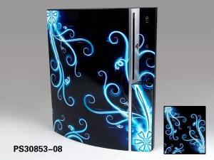 Mönster, kanske inspirerat av Pixeljunk till PS3.