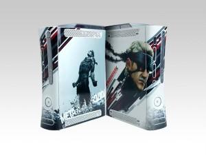 Metal Gear Solid vinyl till Xboxen