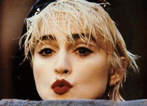 Madonna fick en Razzie-award för sämsta skådespeleska, för sin roll i Whos that girl.
